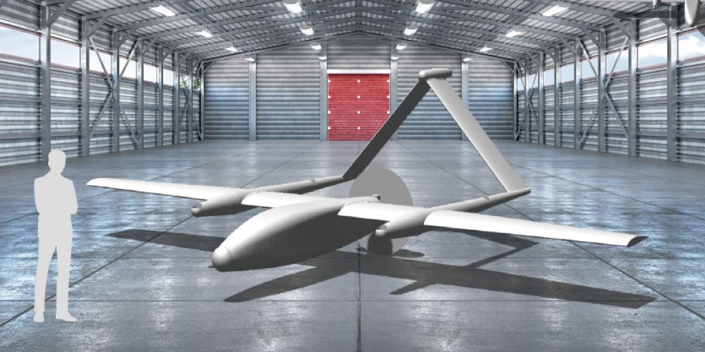 自動飛行試験成功イメージ1